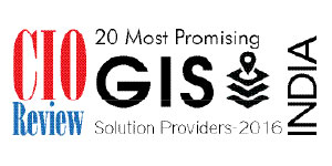 20 Most Promising GIS Solution Providers - 2016